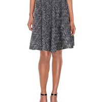 Sophie Theallet Belted Circle Skirt | Women's Skirts | THE LIMITED