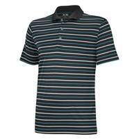 adidas Men's Climalite Dash Stripe Golf Polo