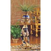 Park Avenue Collection Egyptian Goddess Eset Table