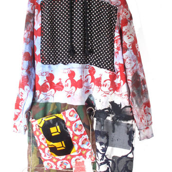 Scooter Laforge Tail Hoodie   Patricia Field