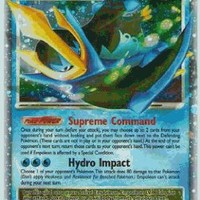 Pokemon Diamond & Pearl 2007 Empoleon Lv. X Promo Card DP11 [Toy]