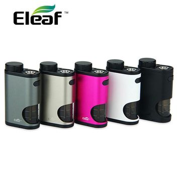 100% Original 50W Eleaf Pico Squeeze Box MOD with Refillable Squonk Bottle of 6.5ml Large Capacity & Reimagined Squonk System