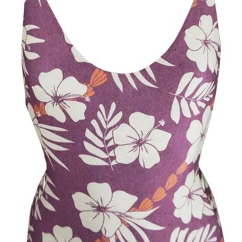 Stone Fox Swim Hermosa One Piece in Besame