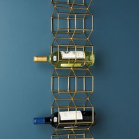 Thea Wall Mounted Wine Rack