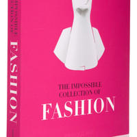 Assouline - The Impossible Collection of Fashion by Valerie Steele hardcover book