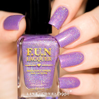 FUN Lacquer 4AM Nail Polish (Midnight In Manhattan Collection)