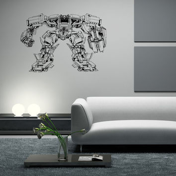 Transformers decal Superheroes stickers Vinyl Stylish Wall Art Sticker 10377