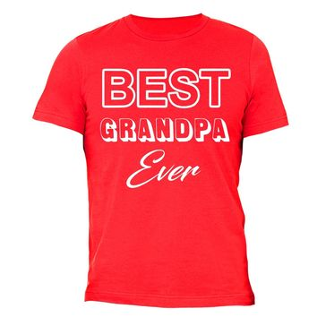 XtraFly Apparel Men's Funny Gift Father's Day Crewneck Short Sleeve T-shirt
