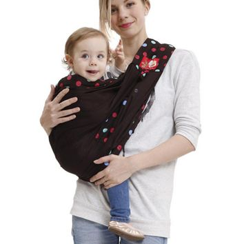 2017 new arrival 6 style Baby Carrier kids shoulders carry baby for mummy Wrap Slings for Babies M727