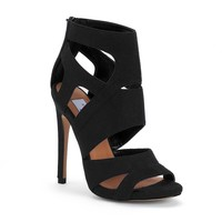 Chelsea & Zoe Fannie Women's Strappy High Heel Sandals