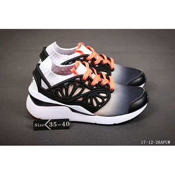 Puma Pearl Cage Mid Fade x Sophia Webster low-top sneakers F-SSRS-CJZX