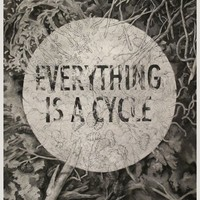 """Cycle"" - Art Print by Teagan White"