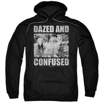 Dazed And Confused - Rock On Adult Pull Over Hoodie