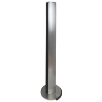 Crane Stainless Steel Tower Fan at Brookstone—Buy Now!