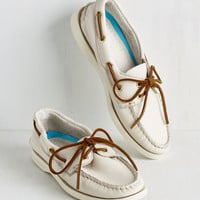 Sperry Nautical Dock is Chic Loafer