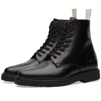 Common Projects Standard Combat Boot