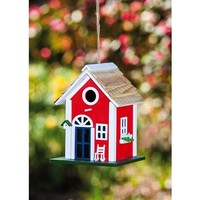 SheilaShrubs.com: Country Cottage Birdhouse 2BH416 by Evergreen Enterprises: Birdhouses