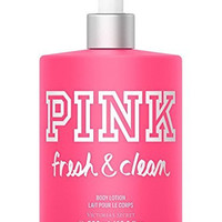 Victoria's Secret Pink Fresh & Clean Body Lotion, 16.9 oz, 500 ml