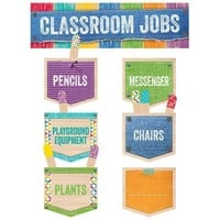CLASSROOM JOBS MINI BB SET UPCYCLE