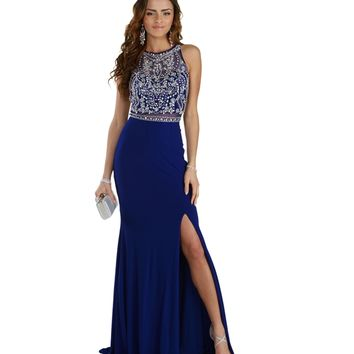 Alyson-royal Prom Dress