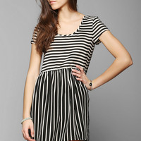 BDG Two-Way Stripe Babydoll Dress - Urban Outfitters