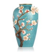 FZ03242 Vase - Almond Blossom Limited Edition