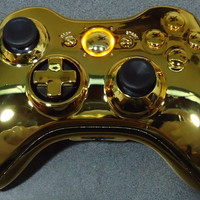 Custom New Xbox 360 Wireless Controller  by InnovativeGamer