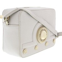 Versace EE1VRBBL4 White Shoulder Bag for Women