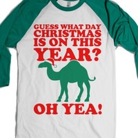 Guess What Day Christmas Is On This Year? |