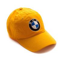 "Club Foreign Logo Hat ""Bavarian Motor Works"" - Yellow"