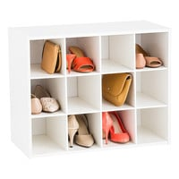 12-Pair Shoe Organizer
