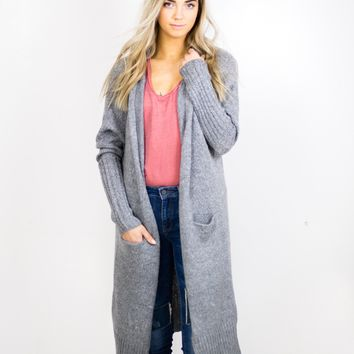 Alyssa Long Cardigan