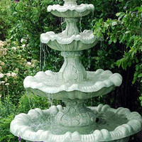 Water Fountain - 4-tier