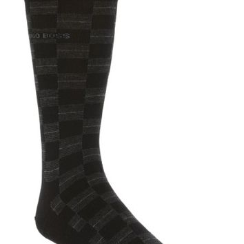 BOSS Check Socks | Nordstrom