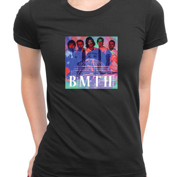 Bring Me To The Horizon Bmth Womens T Shirt
