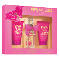 Juicy Couture Viva La Juicy La Fleur 3 Piece Gift Set