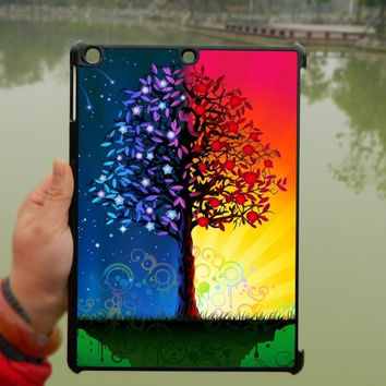 Trees at night iPad Case,Tree Paintings iPad mini Case,iPad Air Case,iPad 3 Case,iPad 4 Case,ipad case,ipad cover, ipad mini cover ipad air,iPad 2/3/4-170