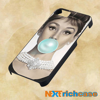 Tiffany Blue Buble Gum For iPhone, iPod, iPad and Samsung Galaxy Case
