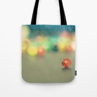 Marble Fun fine art photography Tote Bag
