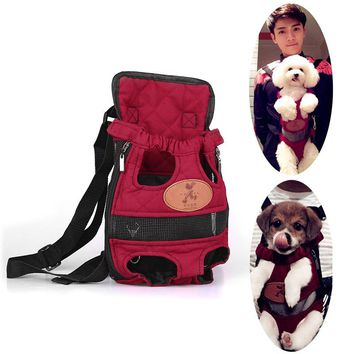 Dog Carrier with two Shoulders Straps