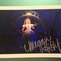 Wicked Signed Photo Of Megan Hilty