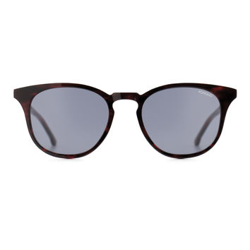 Komono Crafted Series Beaumont Sunglasses in Red Tortoise