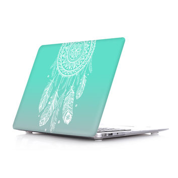 Tribal and Dream Catcher Macbook Cover