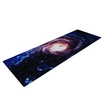 Milky Space Yoga Mat