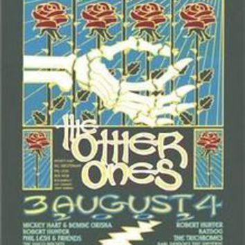 The Other Ones - 2002 Alpine Valley Poster