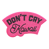 Don't Cry Kawaii Patch