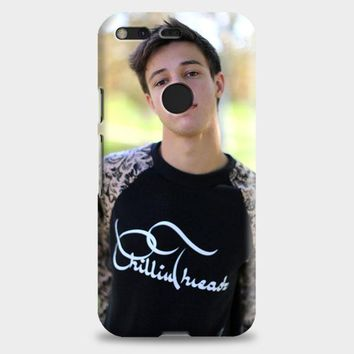 Cameron Dallas Is My Boyfriend White Google Pixel XL Case