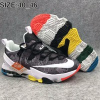 NIKE James 13 low to help basketball shoes men's shoes F-AHXF