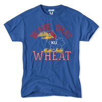 "Kansas ""Wave That Wheat"" T-Shirt"