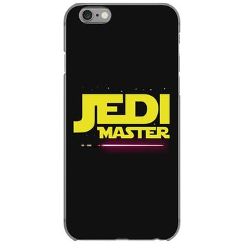 Jedi Master - Jedi In Training Family Matching iPhone 6/6s Case